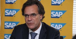 Pedro Guerreiro, Managing Director: Central Africa at SAP Africa.
