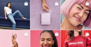 Instagram's @shop a curated showcase of shoppable products