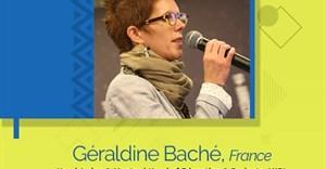 Géraldine Baché.