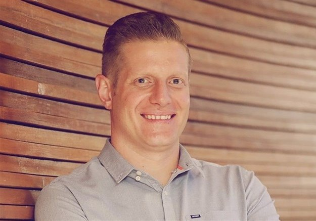 Trent Odgers, Cloud and Hosting Manager for Southern Africa at Veeam