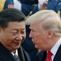 Neither President Trump nor President Xi appears likely to back down. AP Photo/Andy Wong