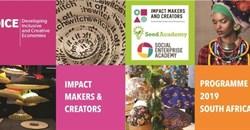 Calling all creative entrepreneurs - accelerator programme open for entry
