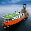 Debmarine's last new build diamond recovery vessel, SS Nujoma