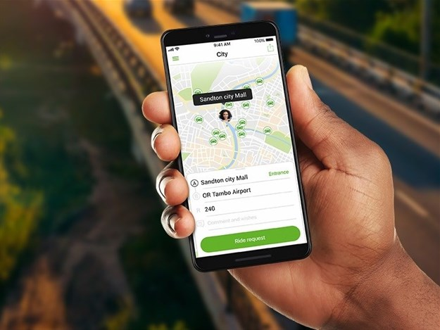 inDriver now available in Johannesburg