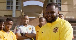 Kaizer Chiefs star in #Story6 in Toyota SA's #ToyotaStoriesSA campaign