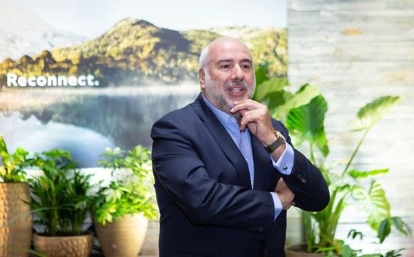 Alain Dos Santos, regional managing director for Africa, Montblanc.