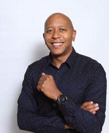Abey Mokgwatsane, Vodacom's Managing Executive: Brand & Comms