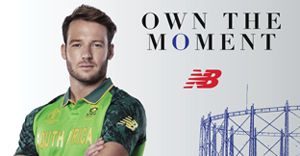 Levergy and New Balance SA launch global cricket campaign