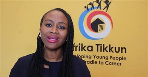 Onyi Nwaneri, director of partnerships and marketing at Afrika Tikkun