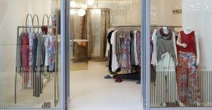 Blackline Retail Interiors collaborates with top SA design talent on the Michelle Ludek boutique at The Zone