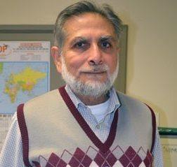 Professor Emeritus Mohseen Ebrahim