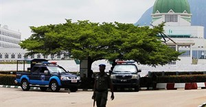 The National Assembly is seen in Abuja, Nigeria, on August 7, 2018. Authorities recently announced strict new requirements for obtaining press credentials to cover the assembly. Credit: CPJ/Reuters/Afolabi Sotunde.