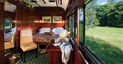 5 reasons why a trip through Africa on the romantic Rovos Rail should be on your bucket list
