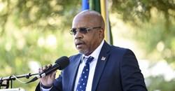 Otto Shikongo, CEO of Debmarine Namibia