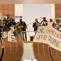 Housing activists interrupt council meeting