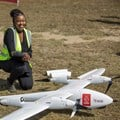 Drone to deliver life-saving blood