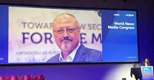 Jamal Khashoggi awarded Golden Pen of Freedom