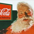 Santa Claus for Coca-Cola...