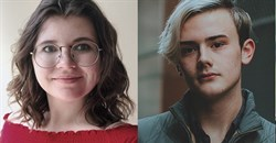 "Hannah McCoy, Benjamin Sundwall won for ""ScreenHealth"" and Sarah McKinnon won for ""False sense of connectivity"" © ."