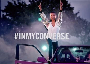 Converse brings the female narrative to the fore