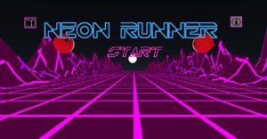 Students get Neon Runner game published on Google Play