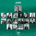 The Lisbon Tech International Advertising Festival jury.