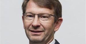 Hennie Heymans, CEO of DHL Express sub-Saharan Africa