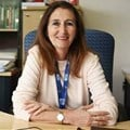 Professor Valerie Mizrahi. Photo: Robyn Walker/UCT