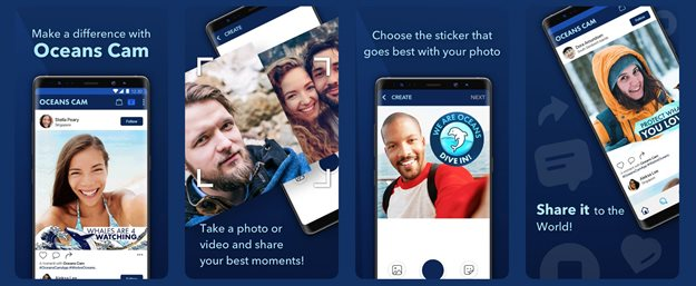 New social commerce app launched focusing on saving the oceans