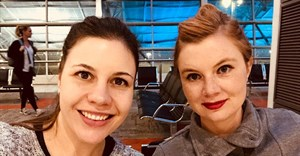 Copywriter Carina Coetzee and art director Amri Botha of 99c, winners of Cinemark's Young Lions competition, set to fly out to Cannes to represent the country in a week of creative inspiration.