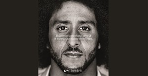 #CannesLions2019 Outdoor Lions' Grand Prix winner: 'Dream Crazy: Colin Kaepernick' by Wieden + Kennedy for Nike.