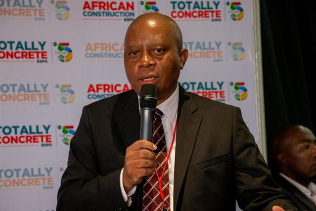 Herman Mashaba opened the 7th Annual African Construction Expo