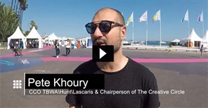 #CannesLions2019: Pete Khoury's SA Cannes expectations [WATCH]