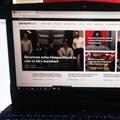 New website designs for Ventureburn and Memeburn