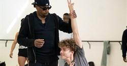 Choreographer Christopher L Huggins chats new ballet Amaranth