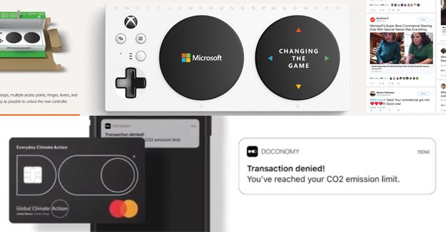 Cannes Lions 2019 Experience Grand Prix winners - 'Microsoft XBox: Changing the Game' under Brand Experience & Activations; Doconomy's 'Do Black - The Carbon Limit Credit Card' under Creative eCommerce...