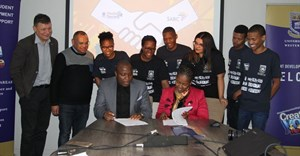 UWC, SABC partnership for student media skills development