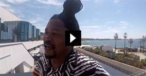 #CannesLions2019: Neo Mashigo on solving real world problems [WATCH]
