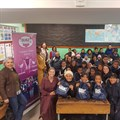 Sisi Safety Wear and partners donate sanitary products to underprivileged in Stellenbosch schools