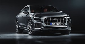 Audi's welcomes SQ8 TDI to the family