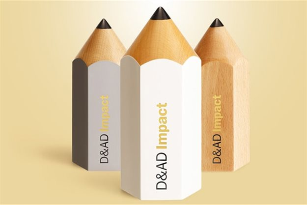 2019 D&AD Impact Awards open for entries
