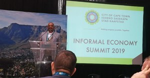 Traders gather at CoCT's annual Informal Economy Summit