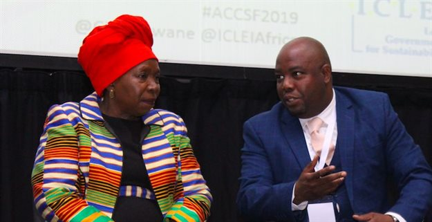African cities unite in Tshwane to promote climate resilience