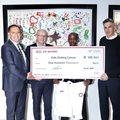 Kia Motors supports Kids Kicking Cancer SA