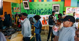 Yogi Sip adds colour to #YouthMonth with the Young@Art exhibition