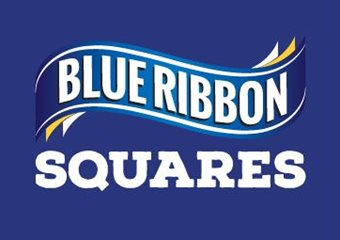 Lunch levels up - Blue Ribbon introduces all new health squares