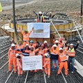 Perdekraal East foundations completed