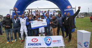 Chippa United take maiden Engen Knockout Challenge crown