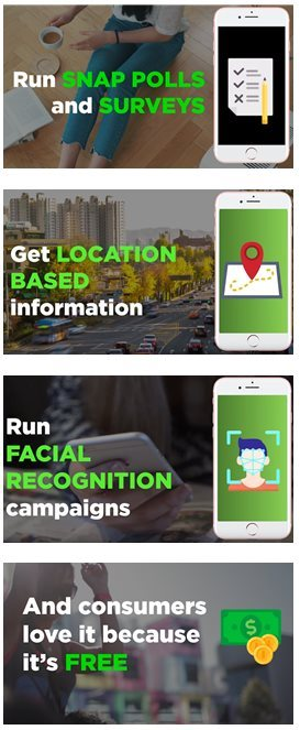 WhatsApp for brands... with facial recognition!