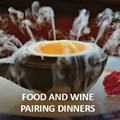 The Vault at Taj Cape Town presents a wine and food pairing dinner
